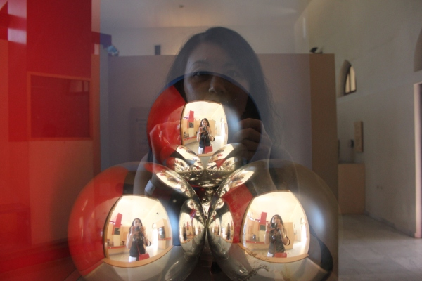 Mirror, mirror | 鏡よ、鏡, Canon EOS Kiss X4